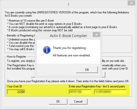 registration key activ ebook compiler blog cordiaz